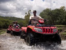 quad fluss casela nature and leisure park mauritius
