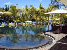 Tamarina Beach Club La Madrague Pool Restaurants Tamarin Mauritius