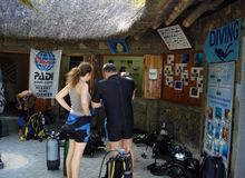 Tauchschule Akwabon Island Diving Centre in Le Morne - Mauritius